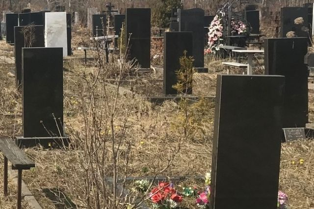 Места на кладбище в Федяково планируется оцифровать до конца 2019 года.