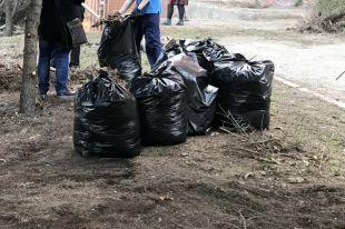 Власти распределили территории для уборки