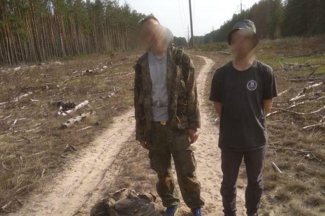 В зоне отчуждения Чернобыльской АЭС задержаны два туриста-экстремала