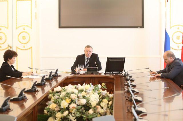 Еще одним внешним источником пополнения бюджета Беглов назвал госинвестиции в науку и промышленность