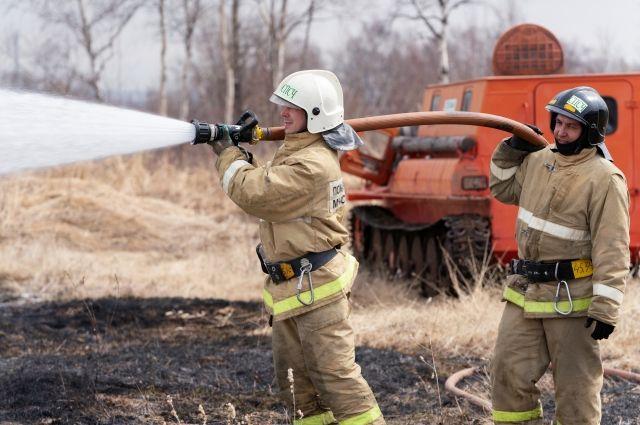 Врио главы Забайкалья рассказал, что стало причиной природных пожаров