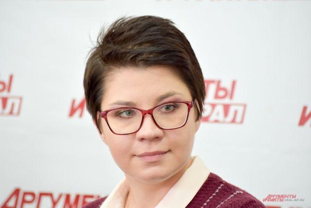 Любовь Окулова