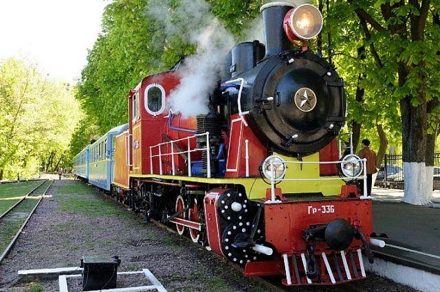 В путь. После реконструкции готовится к открытию детская железная дорога