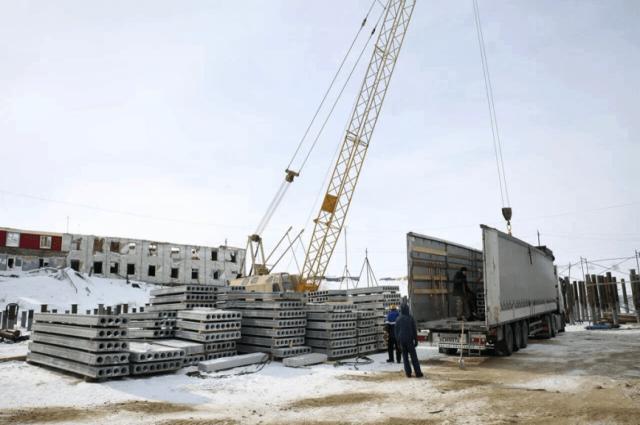 Строитель – самая востребованная профессия в Тюменской области