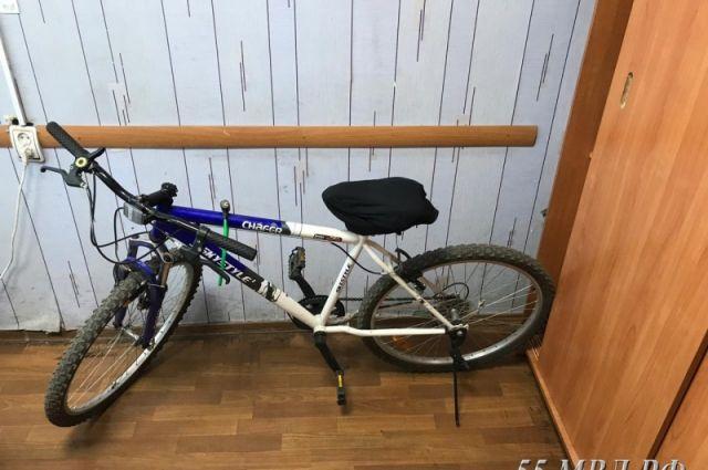 украл велосипед наказание