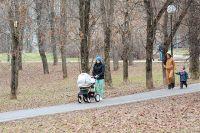 Парковые дорожки приведены в порядок, молодым мамам с колясками нравится.  Да и тех, кто без колясок, всё устраивает.