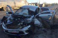 Четыре авто случайно стали участниками ДТП в Хабаровске.