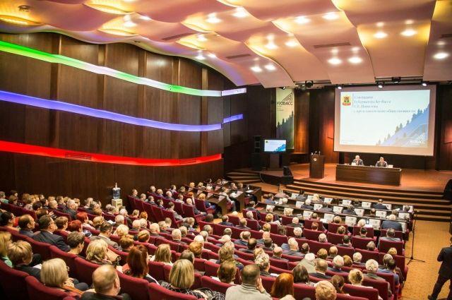 В Новокузнецке прошла встреча Сергея Цивилева с представителями общественности.