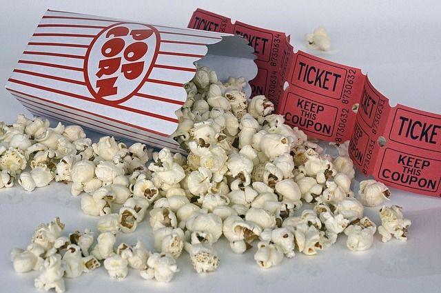 Поп-корн организаторы также готовы будут предложить кинозрителям.