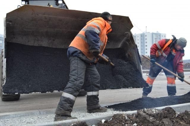 Строительство дороги начнётся летом.