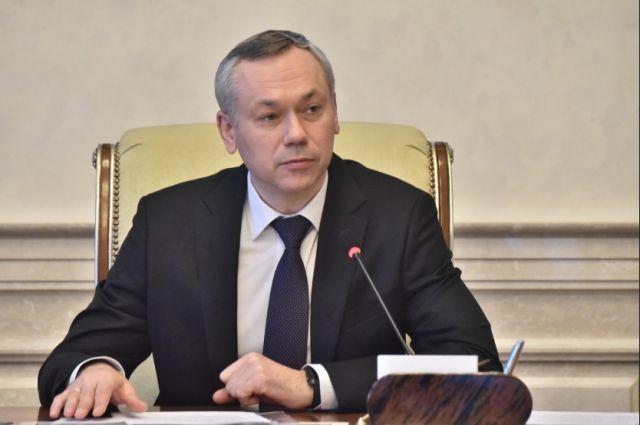 Андрей Травников призвал усилить противопожарную профилактику
