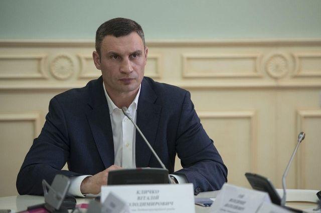 Кличко пообещал вновь отключить воду в Киеве летом