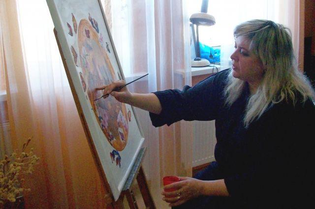 На фото: Елвира Чемортан-Волошин