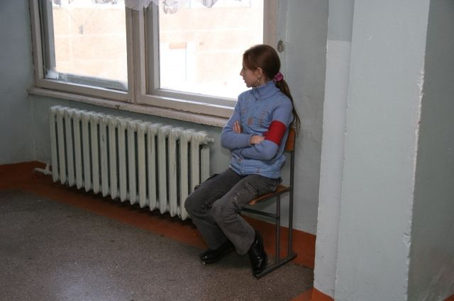 Половину муниципалитетов области отключили от теплоснабжения