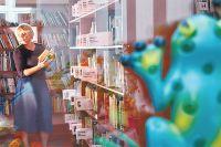 Библиотека на ул. Тёплый Стан, д. 4, стала не только хранилищем книг, но и информационным центром.