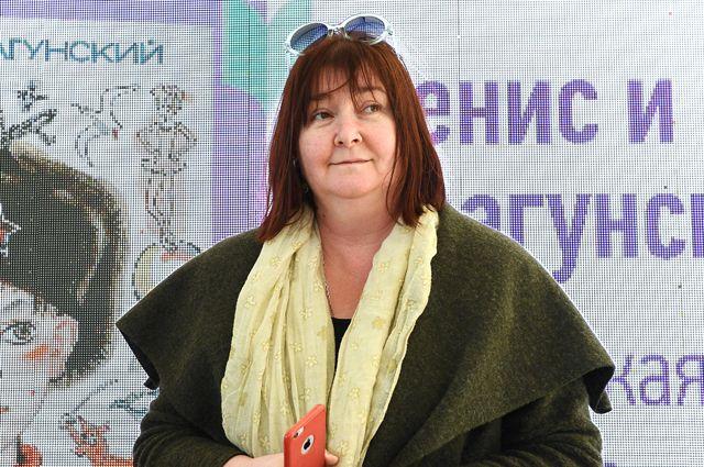 Писательница Ксения Драгунская.