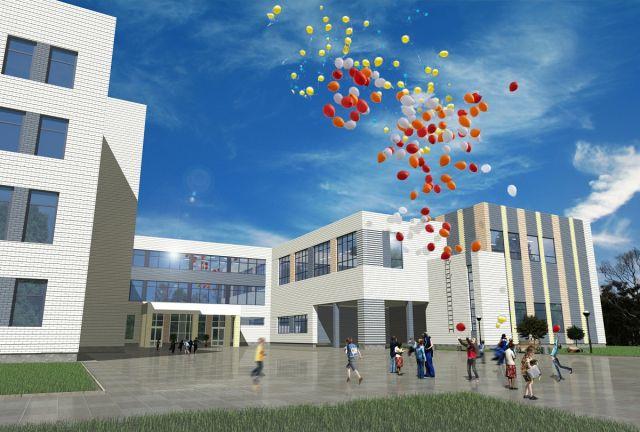 Проект школы в Невьянске