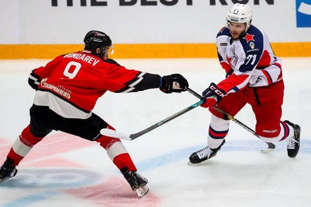 Омские болельщики выбрали лучших игроков «Авангарда»