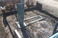 Гайчанину грозит до 5 лет колонии за кражу оградок на кладбище