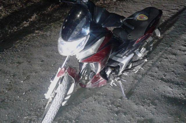В Кувандыке в ДТП пострадал 14-летний пешеход.