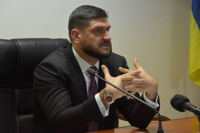Глава Николаевской ОГА подал заявление об отставке