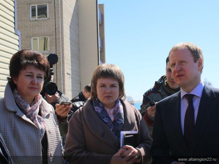 Губернатор дал распоряжение построить  в Камне детский  сад на 200 воспитанников стоимостью порядка 150 миллионов рублей. Он будет сдан в  2020 году.
