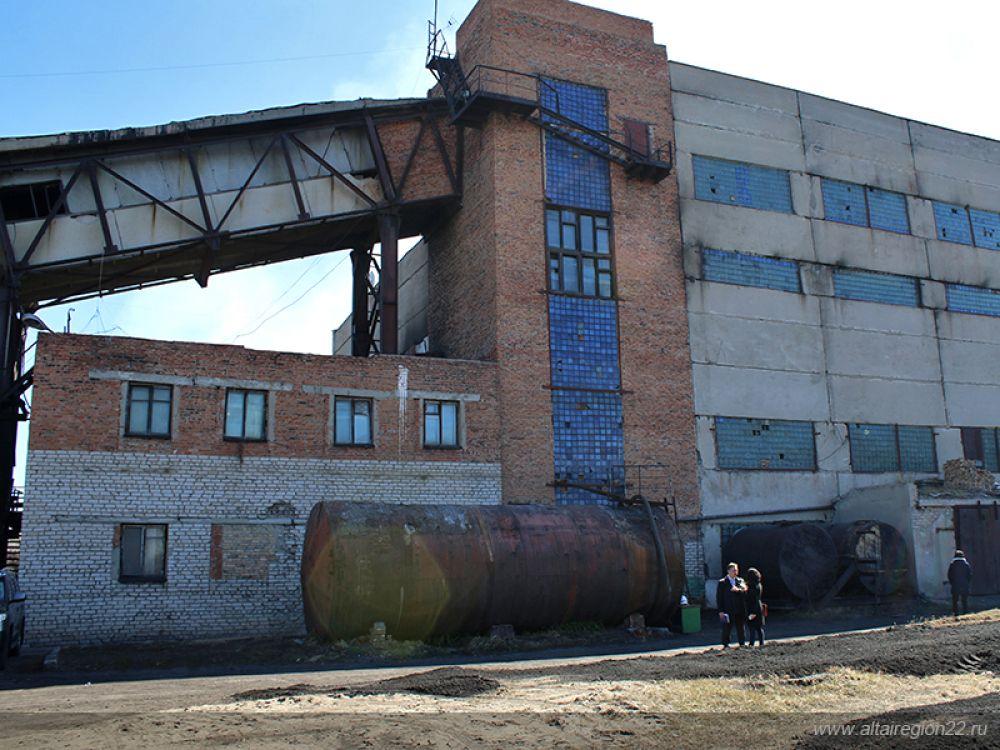 Чиновники проконтролировали, как в Камне-на-Оби проходит реконструкция системы теплоснабжения – в настоящий момент здесь  объединяют  нескольких котельных в одну.