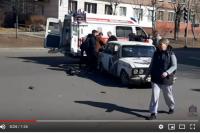 ДТП произошло 23 апреля в 10.15 на улице Юности.
