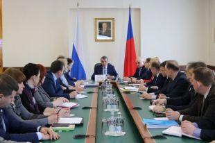 Полномочный представитель президента РФ в СФО находится в Кузбассе с рабочим визитом.