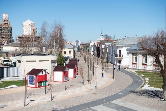 На улице Металлистов в Туле появится музейный квартал.
