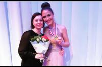 Оренбургская вокалистка завоевала «золото» Дельфийских игр России
