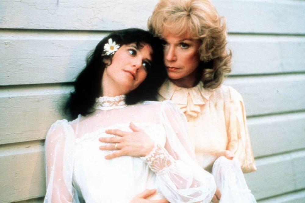 Наконец в 1983 году она стала обладательницей заветной награды за исполнение роли Авроры Гринуэй в романтической драме «Язык нежности».