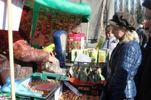 Кемеровчане и гости города смогут приобрести продукты к праздничному столу.