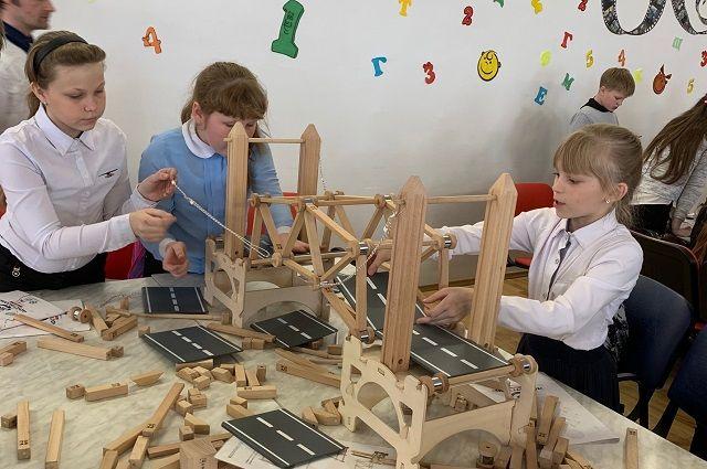 Профориентационный проект «Конструктория Pro» прошел в Викулово
