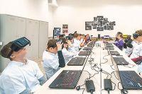 C технологией виртуальной реальности интересней познавать азы фундаментальных наук.