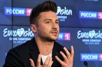 Сергей Лазарев на пресс-конференции, посвященной «Евровидению- 2019».