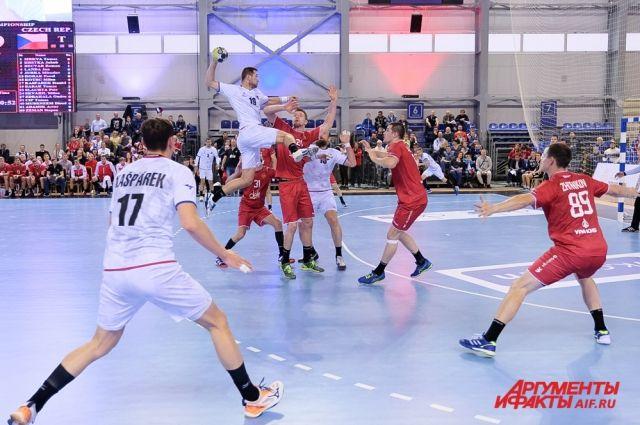 Первый матч в серии до двух побед пройдёт 4 мая в Перми.