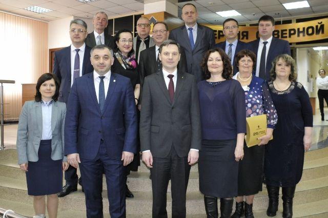 На форуме подвели итоги работы предприятия за 2018 г.