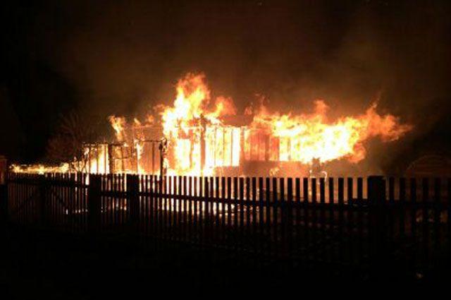 Весной увеличивается количество пожаров в СНТ.