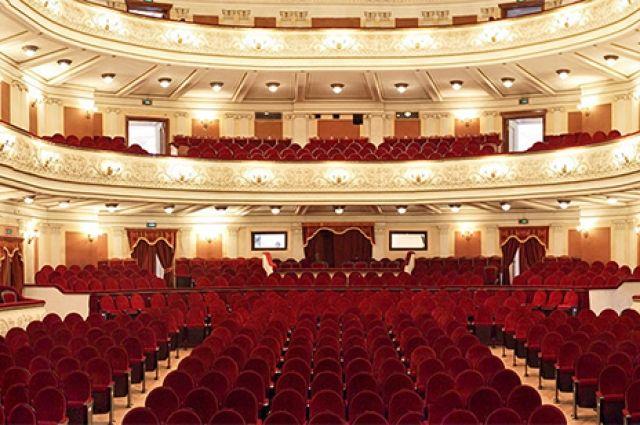 В новом зале театра оперы и балета будет больше мест.