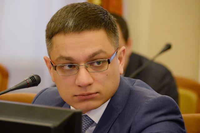 Омский министр экономики Расим Галямов покидает свой пост