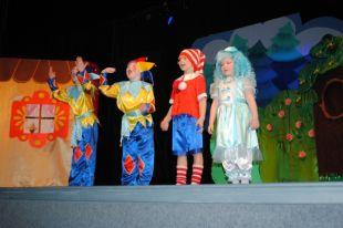 Больше трёхсот детсадовцев покажут свои таланты на большой сцене.
