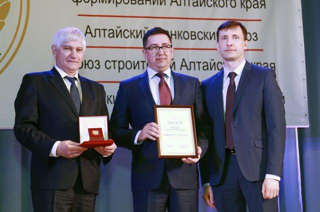 Алексей Рыбников, генеральный директор ОАО «Барнаульский пивоваренный завод»