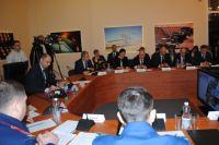 На ЮУМЗ прошло расширенное заседание под руководством Д.В.Паслера.