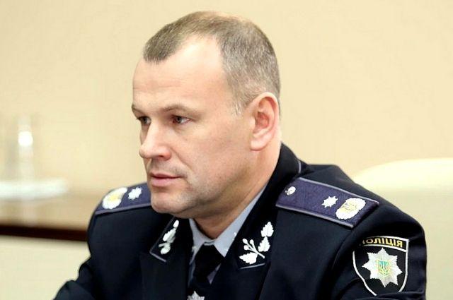 Экс-глава харьковской полиции стал главой полиции Одесской области