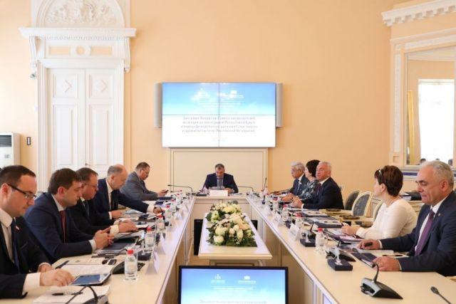 Фото пресс-службы Госсовета Республики Крым
