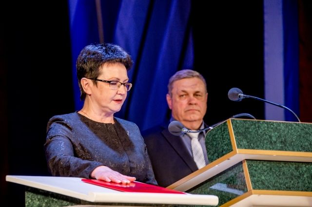 До этого Светлана Щегербаева на протяжении 2,5 месяцев исполняла обязанности главы Берёзовского городского округа.