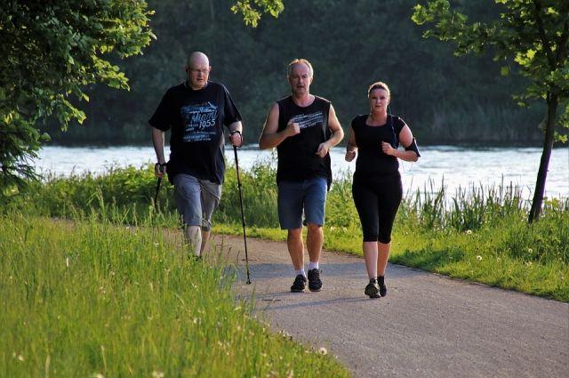 Важная составляющая здорового образа жизни - это физическая активность.