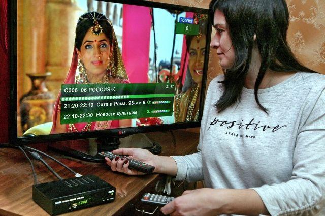 В республике создан волонтёрский штаб, который занимается консультацией граждан в вопросах подключения цифрового телевидения.