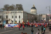 Митинги и шествия пройдут в Хабаровском крае на Первомай
